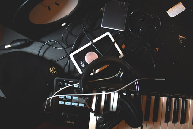 instruments can be used as music composing tools