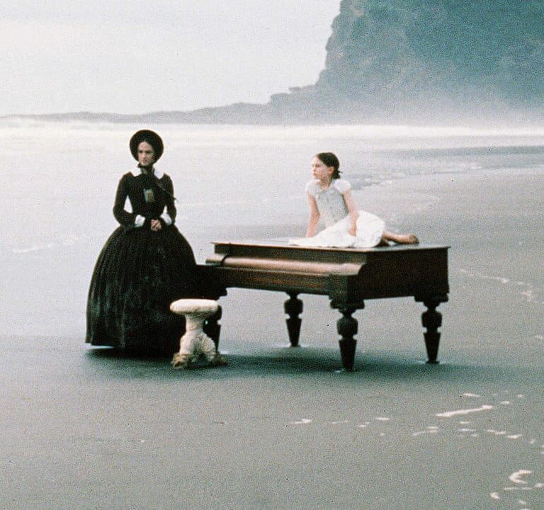 Characters in the piano movie