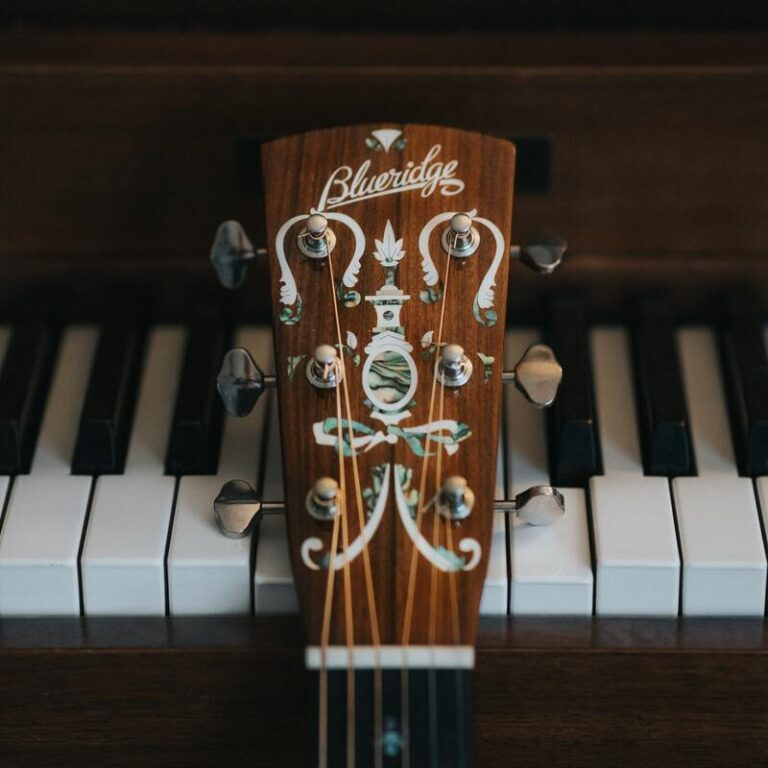 guitar and piano duets