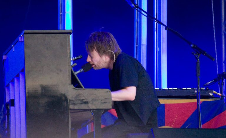 radiohead is playing radiohead piano songs